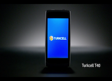 """TURKCELL """"T40"""""""